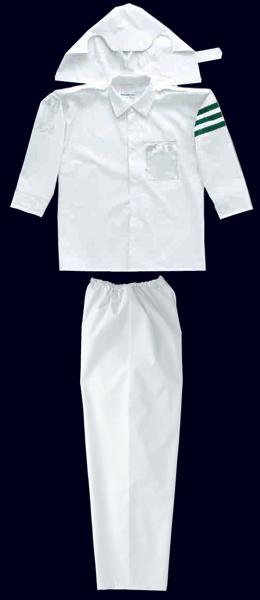 170 警備服(レインコート 2830)