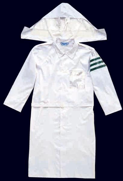 171 警備服(レインコート537)