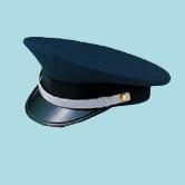 警備用帽子